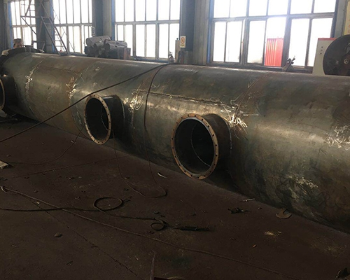 钢体脱硫塔